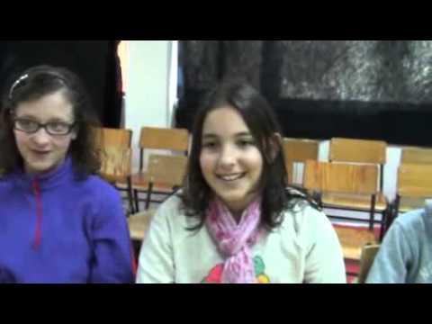 5 B -  Filme de apresentação aos alunos da EB e Secundária do Nordeste
