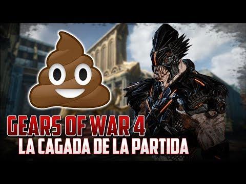 Gears of War 4 | La Cagada De la Partida!!