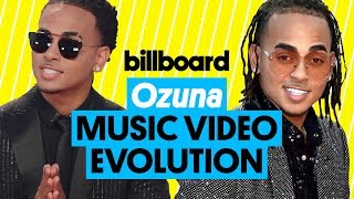 Ozuna Music Video Evolution: 'Si Te Dejas Llevar' to 'Me Dijeron'' | Billboard