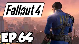 Fallout 4 Ep.64 - BATTLE OF BUNKER HILL Gameplay