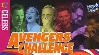 "Avengers Infinity War cast play the Six ""InFUNity"" Stones Challenge!"