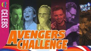 Avengers Infinity War | Stars Play The Six