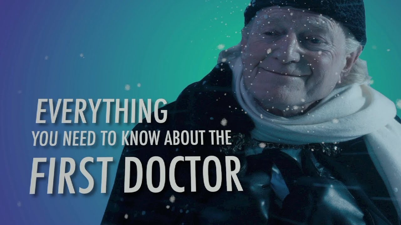everything you need know about the first doctor doctor who christmas special 2017 bbc one