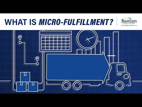 What is Microfulfillment?