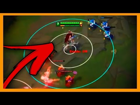 Best Scripts/Hacks Moments - League of Legends