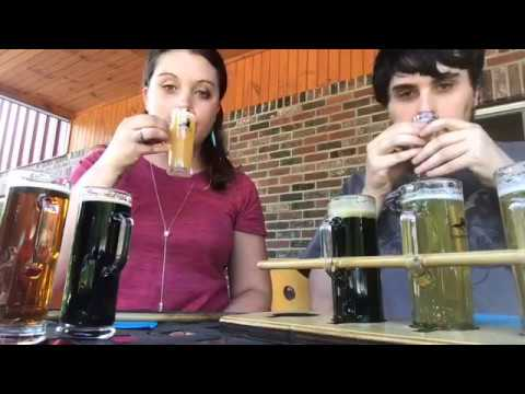 The Blom Kids Review Fort Hill Brewery