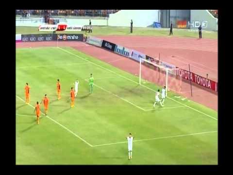 คลิปไฮไลท์ ผลบอล ไทยพรีเมียร์ลีก คู่ นครราชสีมาฯ 0-1 เอสซีจี เมืองทอง 15-2-2015