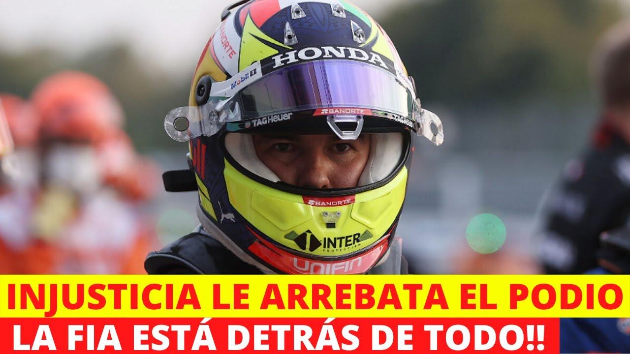 SABOTAJE a Checo Pérez en el Gran Premio Italiano!! | Darius Motors