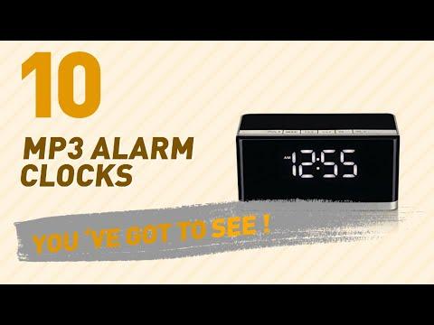 Mp3 Alarm Clocks // New & Popular 2017