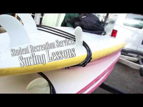 UH Manoa Student Recreation Services: Surfing Lessons