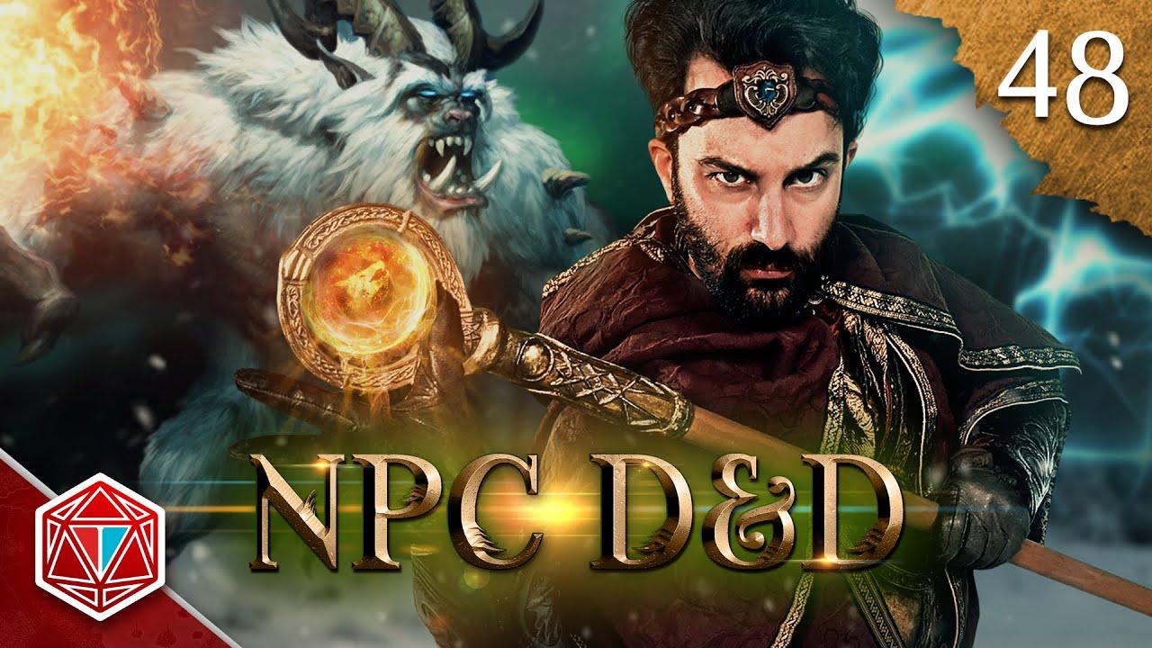 Awesome Sorcerer - NPC D&D - Episode 48