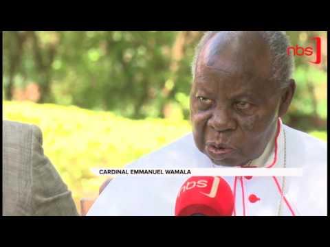 Cardinal Emmanuel  Wamala Speaks out on Three Times Papal Visits to Uganda