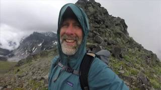 SOLO Backpacking CRAZY MOUNTAINS Montana 3 DAYS