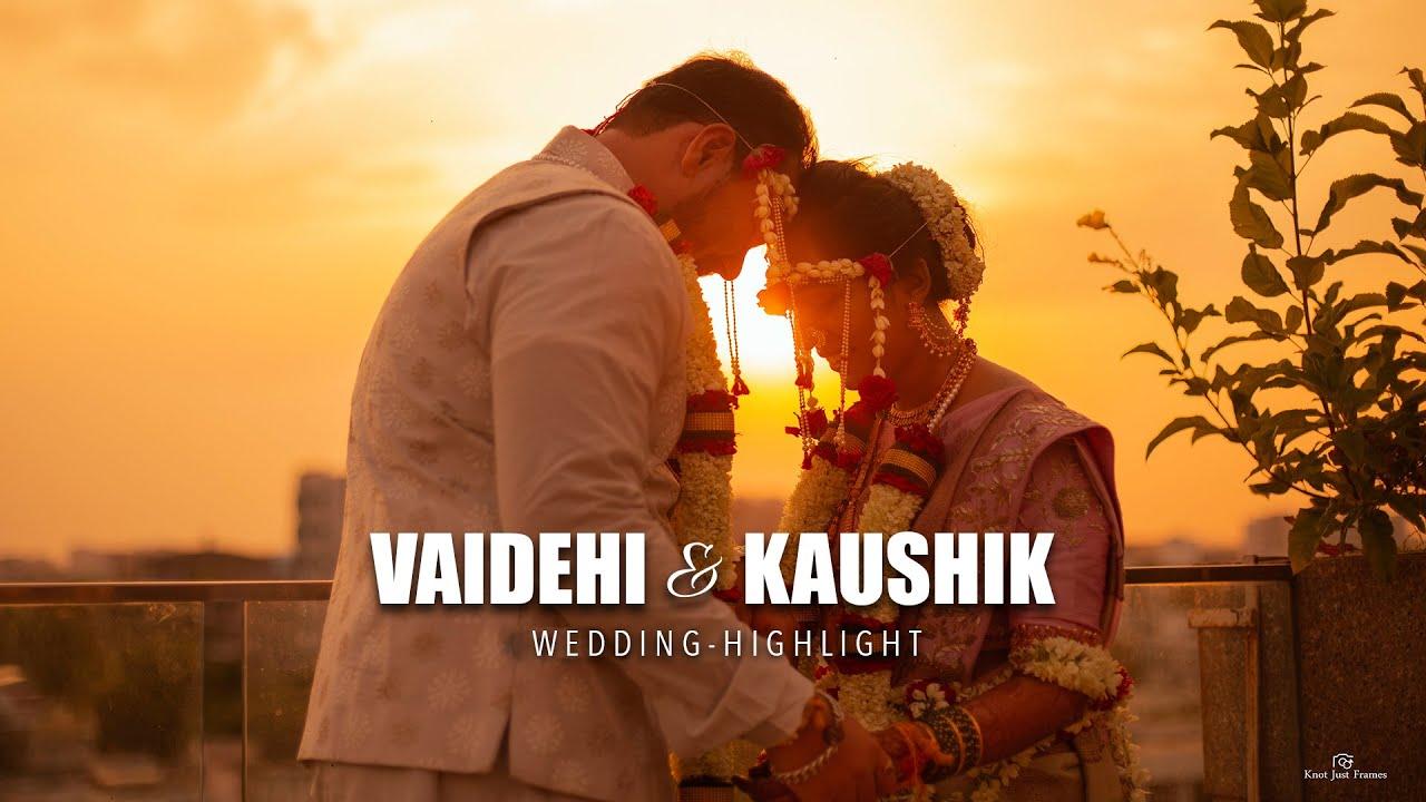 Vaidehi & Kaushik Wedding Teaser