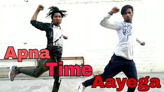 Apna Time Aayega | Gully Boy | Ranveer Singh & Alia Bhatt | Dance Choreography Amit Arya