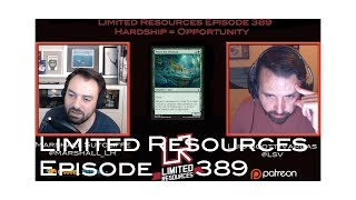 limited resources 389 – hardship opportunity