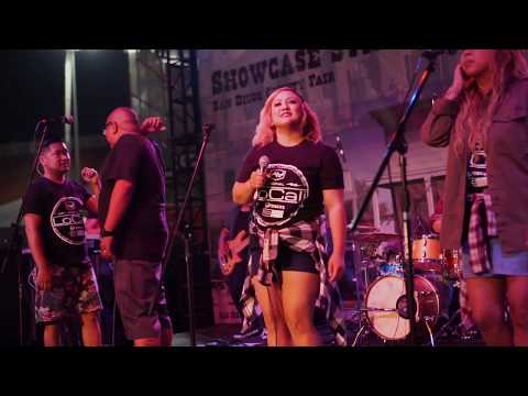 San Diego Fair 2017 - LoCali Grown LIVE (Showcase Stage)