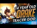 Drake The 14-Year Old Top 500 Tracer GOD Mp3
