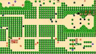 Overworld 10 Hours - The Legend of Zelda
