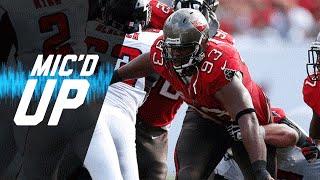 Gerald McCoy vs. Falcons Mic'd Up (2013) | #MicdUpMondays | NFL