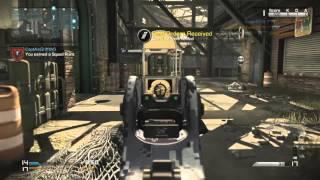 Call of Duty® Ghosts Strikezone 24/7 Online Gameplay TDM