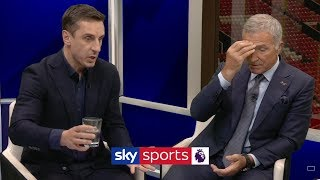 Neville and Souness have HEATED debate over Marcus Rashford and Man United's striking options!