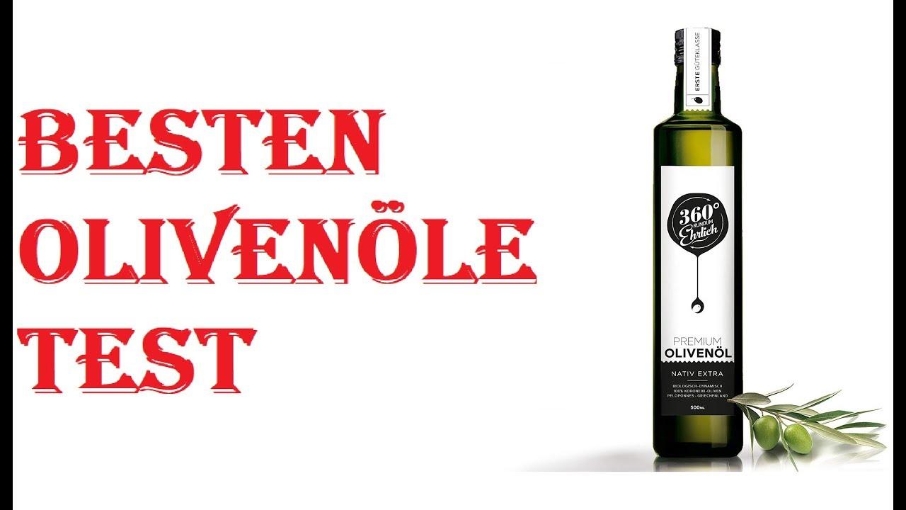 Olivenöl jordan test