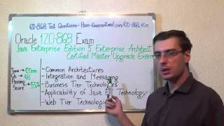 1Z0-868 – Java EE Exam Enterprise Architect Certified Test Master Questions
