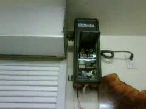 liftmaster 3900 hamon overhead door inc