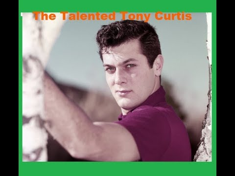 The Legend Tony Curtis , Some Moments.