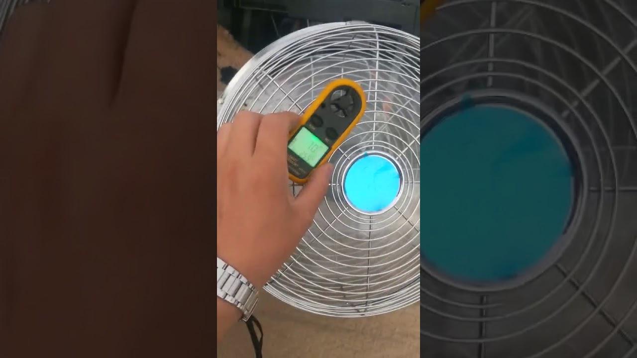 無刷風扇 轉接得偉電池。跟牧田電池跟牧田原廠風扇對比 - YouTube