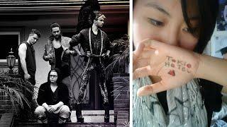 Vlog : Tokio Hotel et mon histoire.