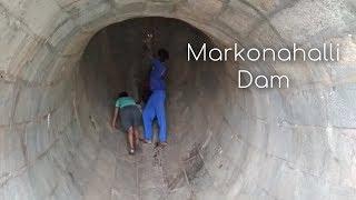 Automatic Siphon System Dam by Sir M. Visvesvaraya - Markonahalli Dam, Karnataka