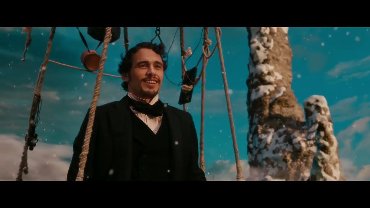 OZ THE GREAT AND POWERFUL | Go Behind the Scenes with ... Oz The Great And Powerful Cast Members