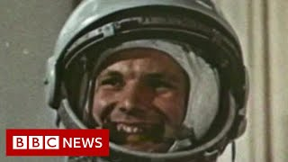 Yuri Gagarin: The first man in space - BBC News