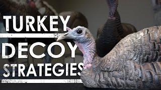 Turkey Decoy Setup & Placement Tips   The Sticks Outfitter