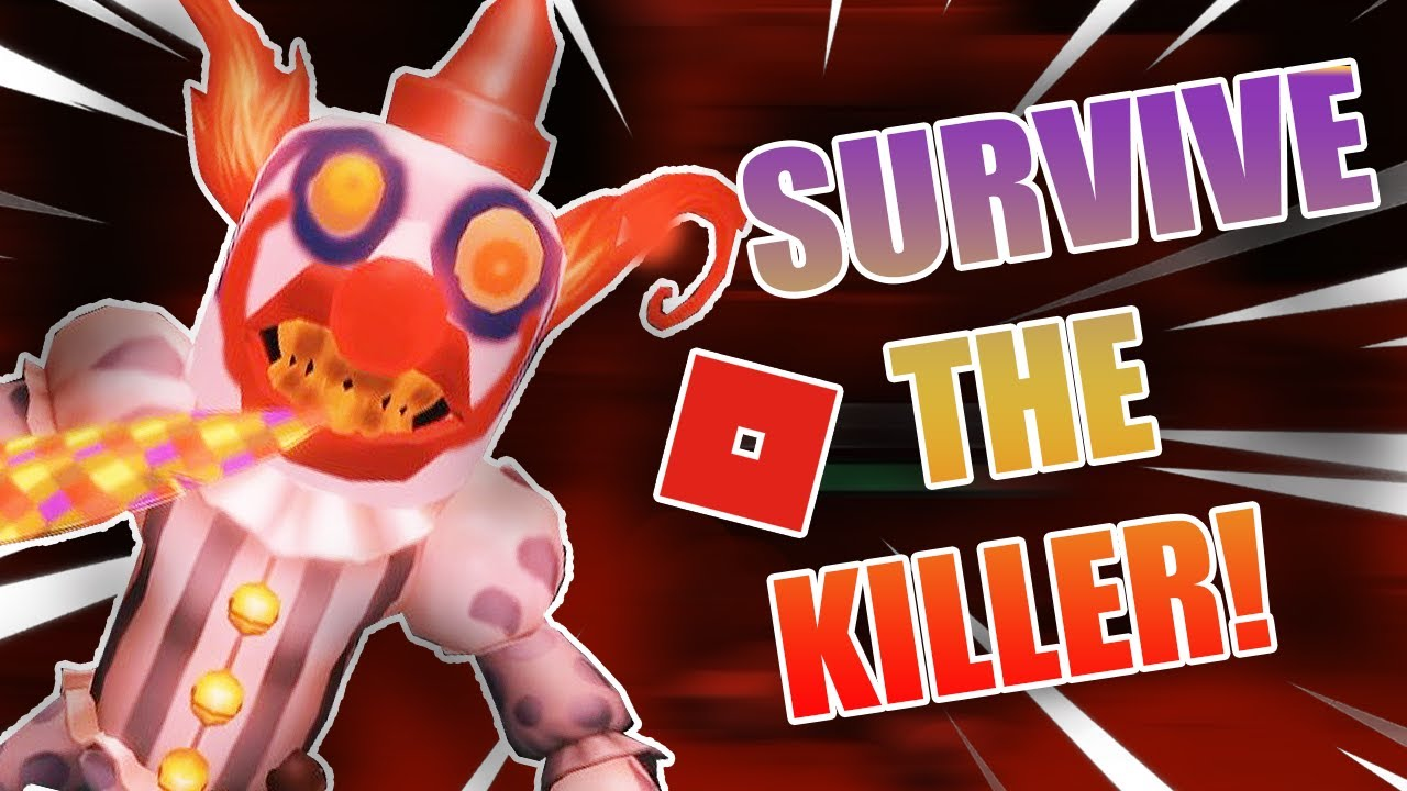ROBLOX SURVIVE THE KILLER ! CATCHING BODIES.. EASILY.