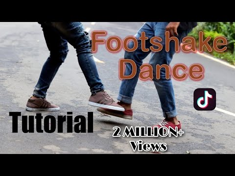 Foot Shake Dance Challenge | Tik Tok | Tutorial