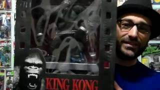 MOVIE MANIACS 3 KING KONG mib    Plasticjunky