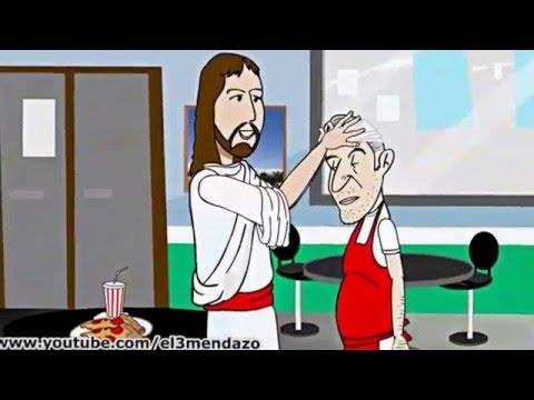 Mexicano Italiano y Dominicano cuando Jesus Cristo llego a Washington high chiste dominicano