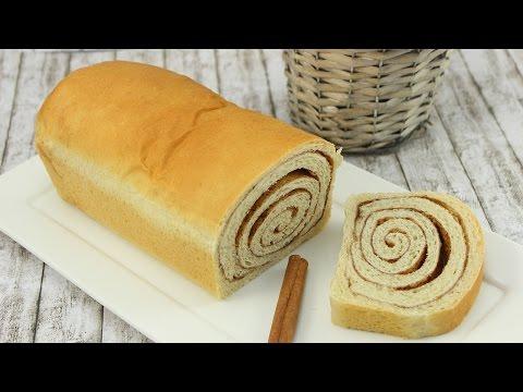 Zimt-Brot / Cinnamon Bread /Cinnamon Swirl Bread