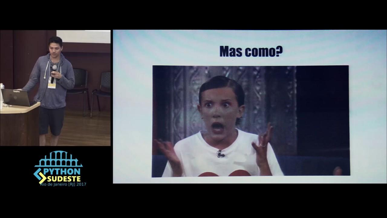 Image from Palestra: Douglas Bastos - Descomplicando os mocks