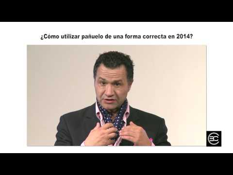 Pa�uelos de Cuello o Chalinas en 2014 - Bere Casillas (Elegancia 2.0)