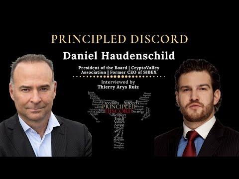 Daniel Haudenschild: CryptoValley, Crypto Cycles | Principled Discord by Thierry Arys Ruiz
