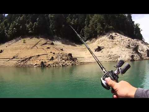 Bullards bar bass fishing 30 may 2015 youtube for Bullards bar fishing report