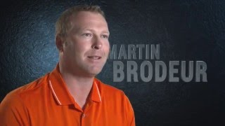 Hockey Le Magazine - Saison 1 - Entrevues - Martin Brodeur