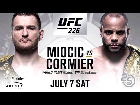UFC 241 Live Stream: How To Watch Daniel Cormier Vs  Stipe