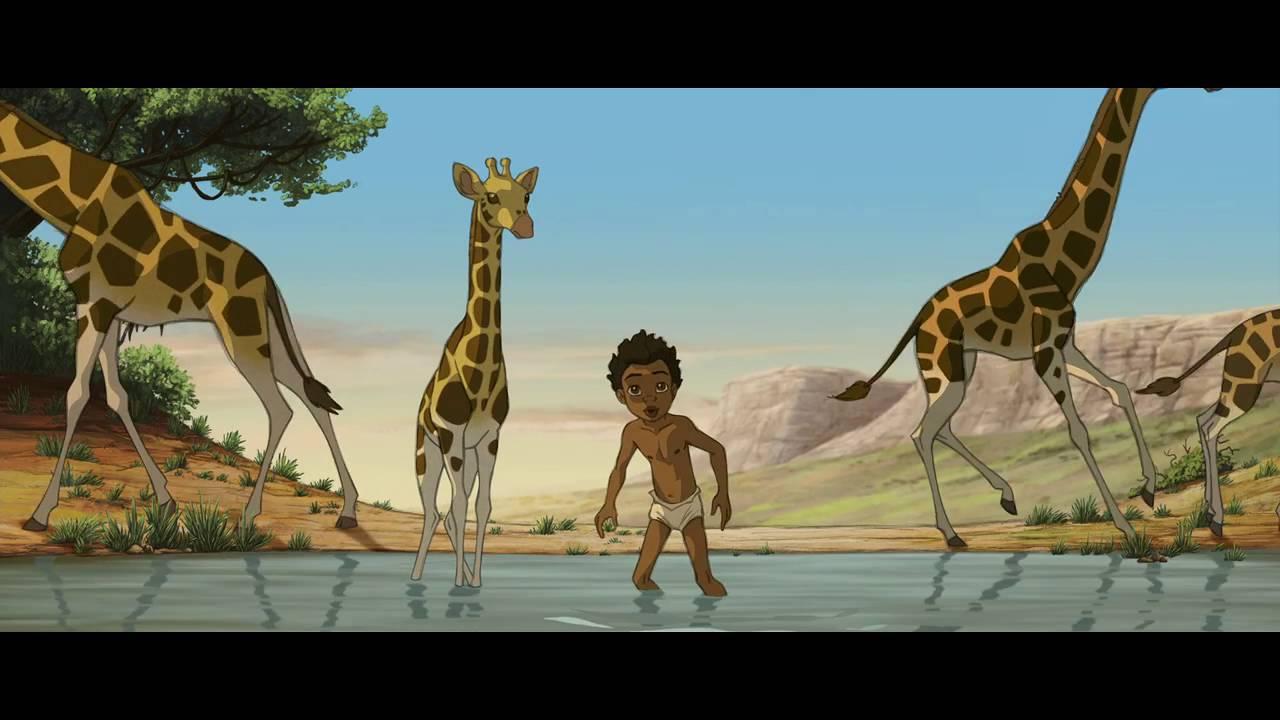 ZARAFA 2012 Animovaný / Rodinný / Dobrodružný CZ Dabing