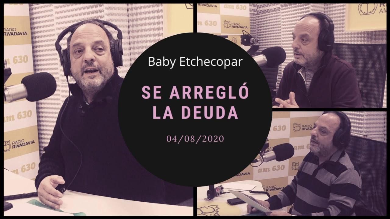Baby Etchecopar - Se Arregló La Deuda
