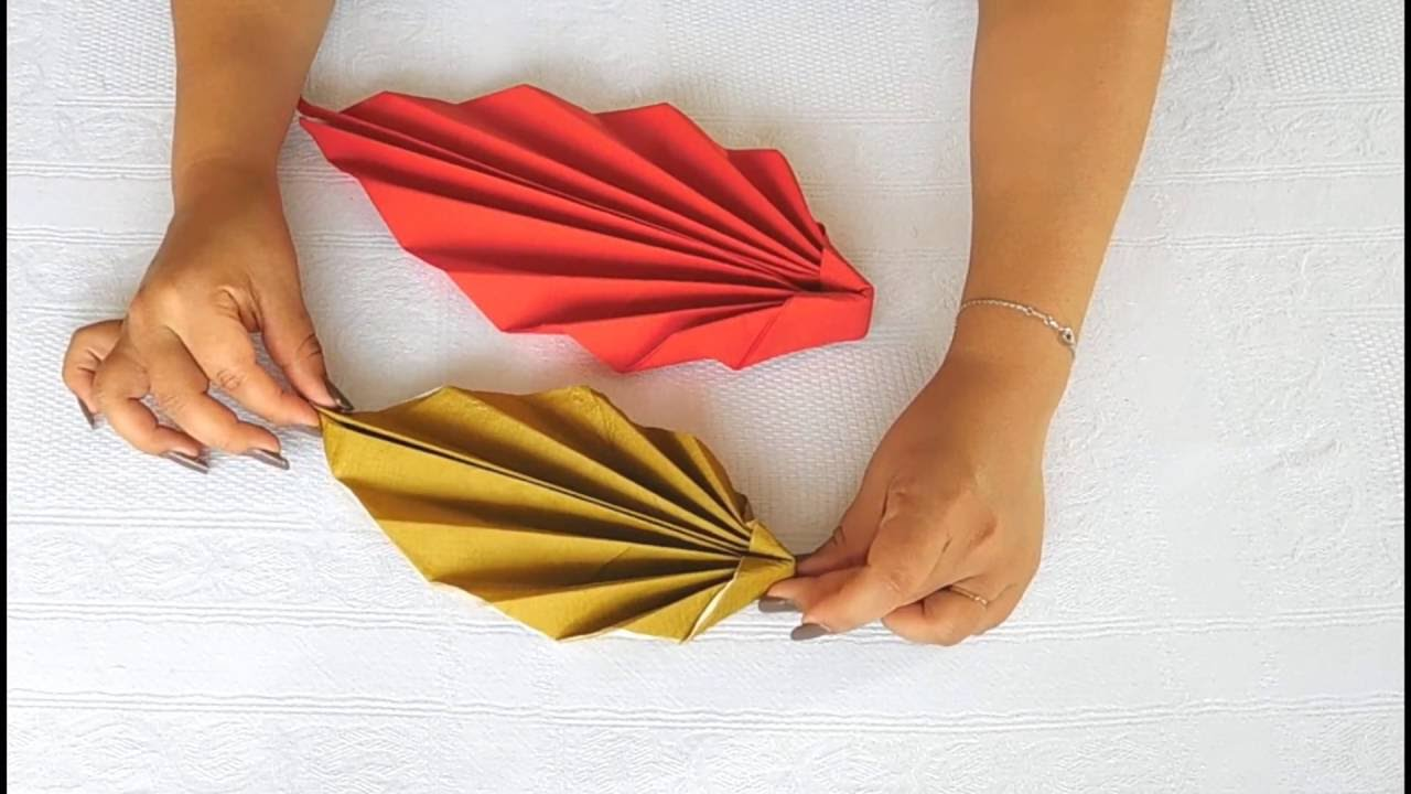 Decorar Platos Con Servilletas Papel